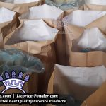 Licorice Powder Europe Packing